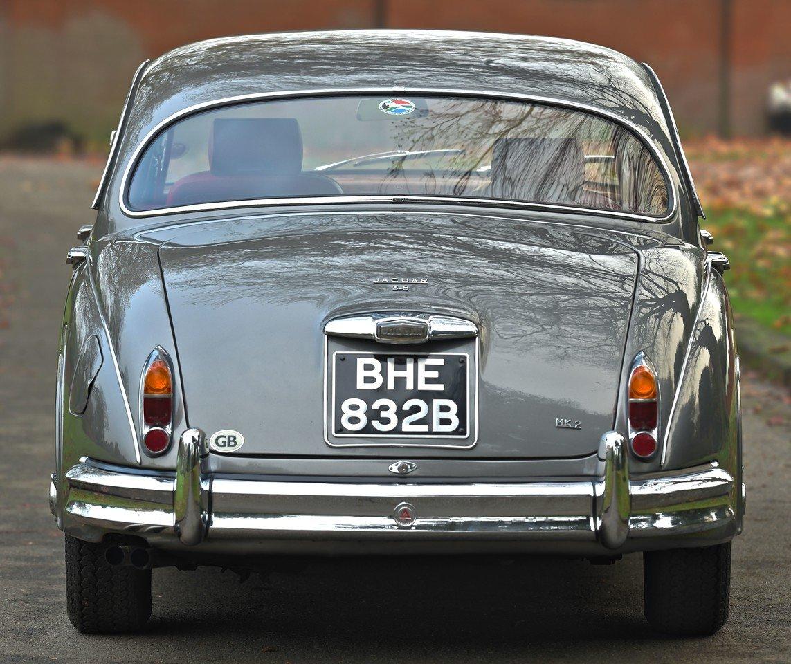 1965 Jaguar Mark II 3.8 SOLD (picture 3 of 6)