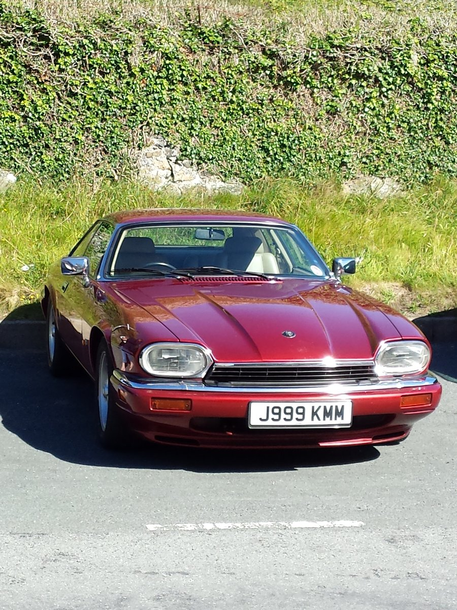 1993 Stunning low mileage facelift 4.0 For Sale (picture 5 of 5)