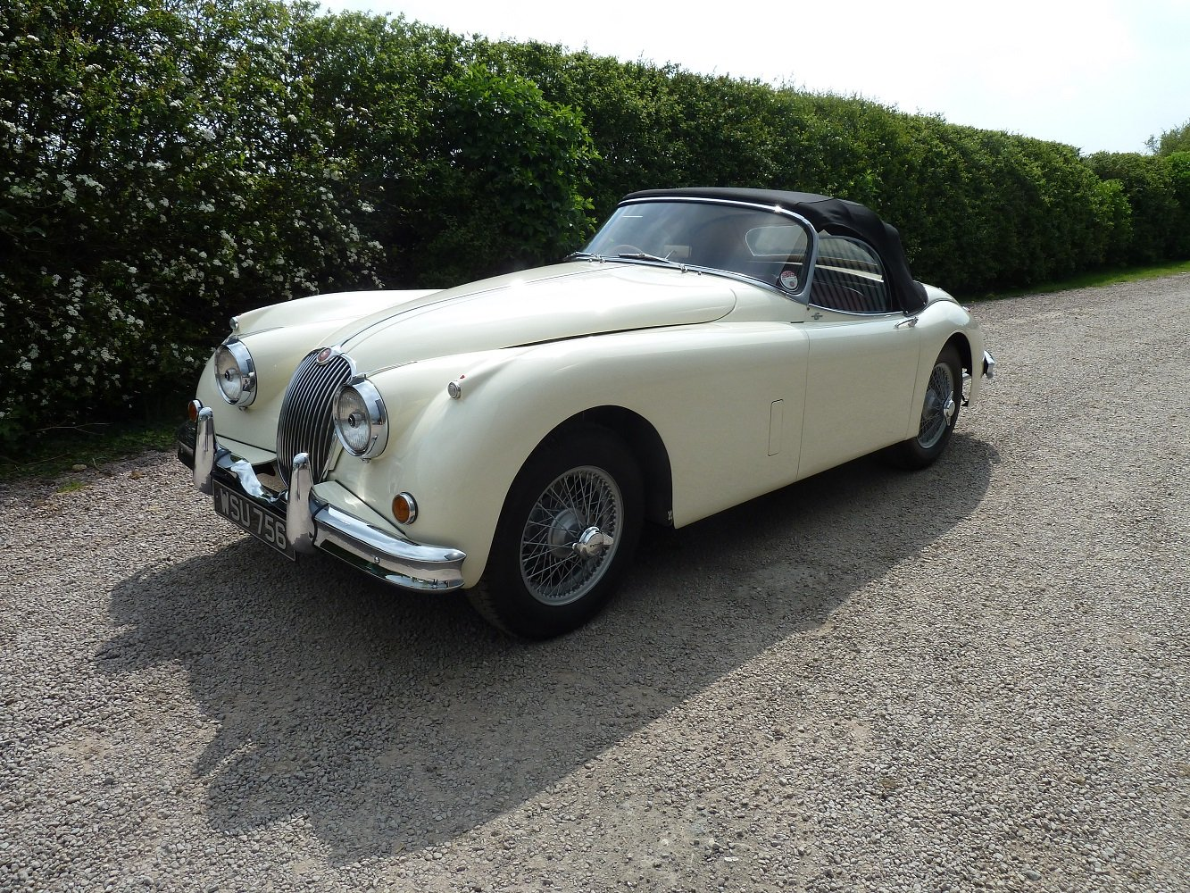 1958 Jaguar 1959 XK150S Roadster  For Sale (picture 1 of 6)
