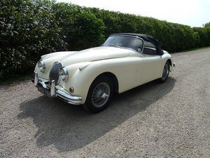 1958 Jaguar 1959 XK150S Roadster