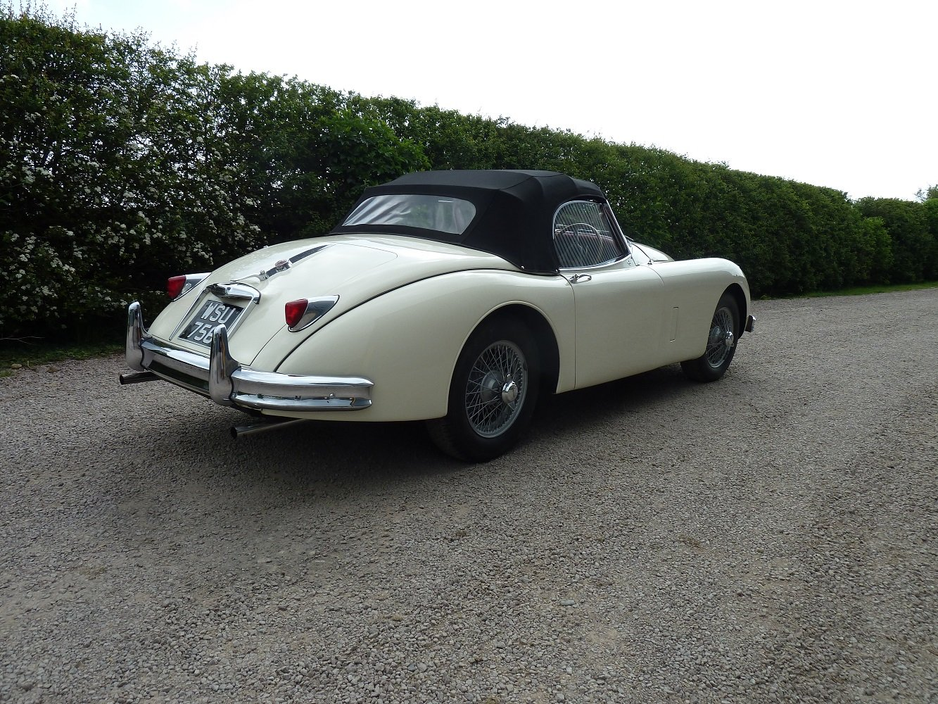 1958 Jaguar 1959 XK150S Roadster  For Sale (picture 2 of 6)