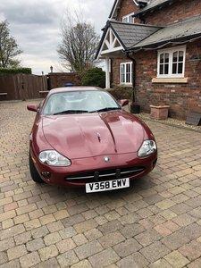 2000 Jaguar XK8 2 owner FSH 84K mikes For Sale