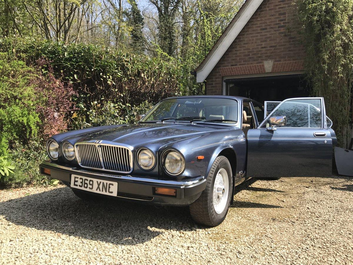1988 Jaguar XJ12 - nice history file For Sale | Car And ...