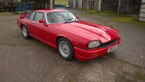 1990 JAGUAR XJS  3.6 Sports  Automatic  For Sale
