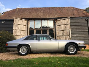 1989 JAGUAR XJS HE V12 Coupe // Lovely Condition // 58k Miles // SOLD