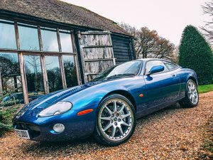 2003 JAGUAR XKR 4.2 COUPE // Just 32k Miles // For Sale