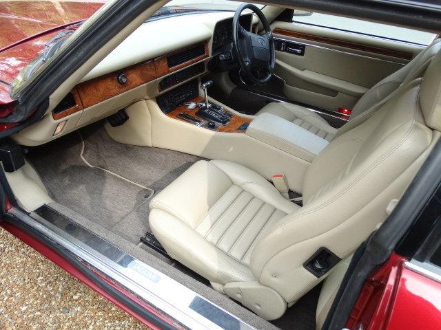 1993 JAGUAR XJS V12 COUPE For Sale (picture 3 of 6)
