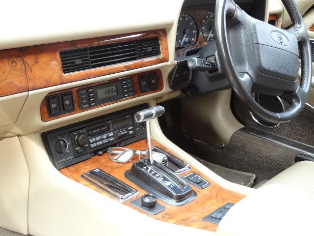 1993 JAGUAR XJS V12 COUPE For Sale (picture 4 of 6)