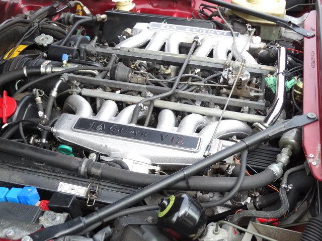 1993 JAGUAR XJS V12 COUPE For Sale (picture 6 of 6)