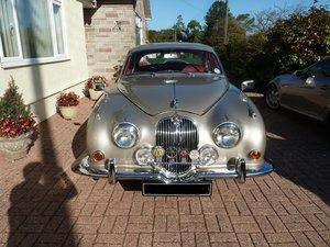 Mk2 Jaguar 240, 1968, colour Gold For Sale