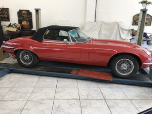 Jaguar EV12 Convertible 1973 RHD For Sale