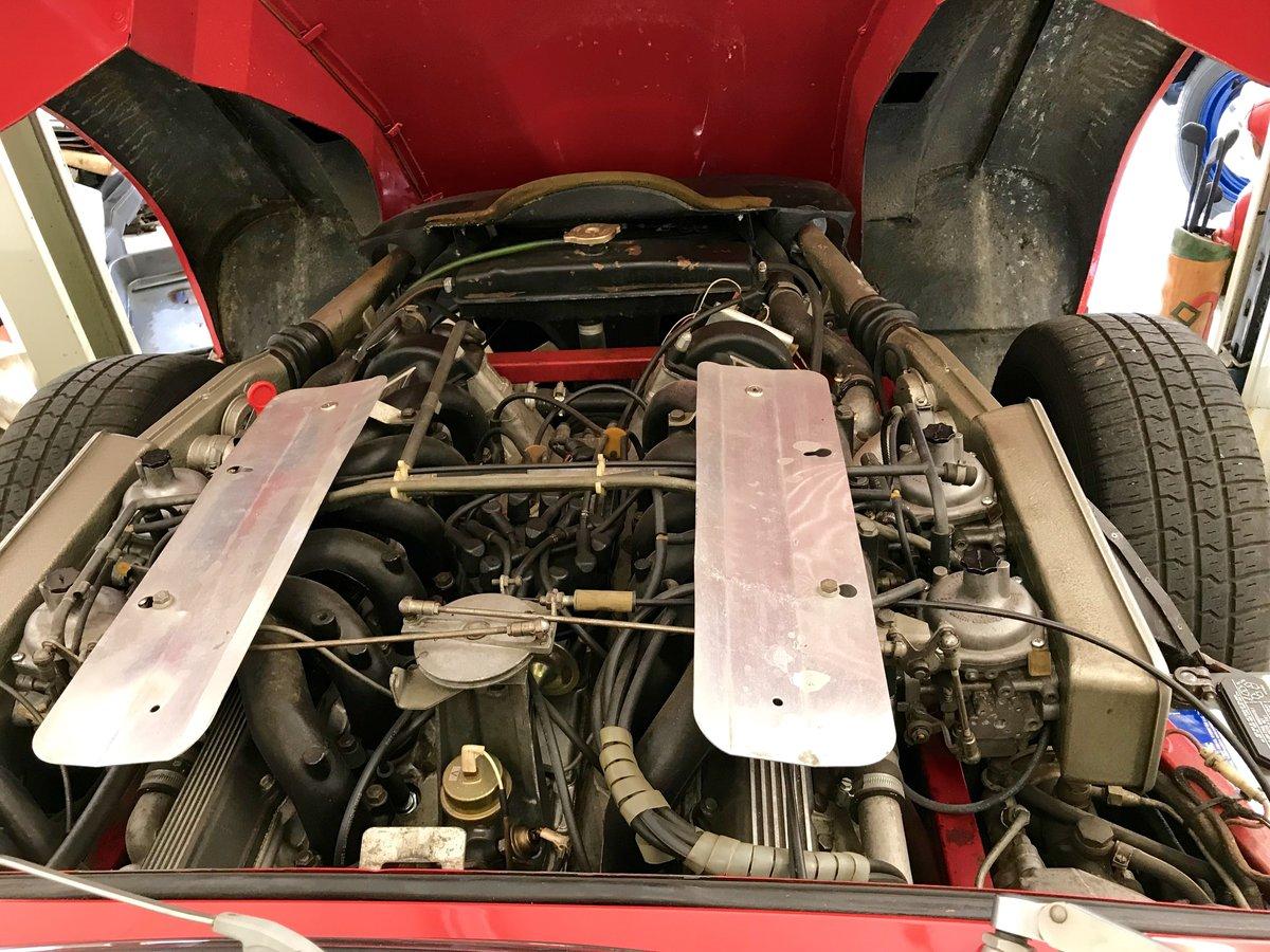 Jaguar EV12 Convertible 1973 RHD For Sale (picture 5 of 6)