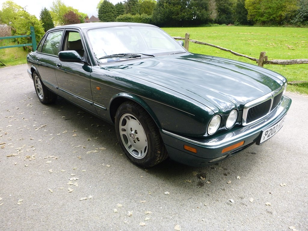1997 Jaguar XJ6 3.2 Sport Manual.  For Sale (picture 1 of 6)