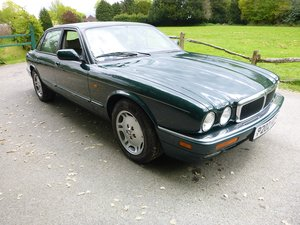 1997 (P) Jaguar XJ6 3.2 Sport Manual For Sale