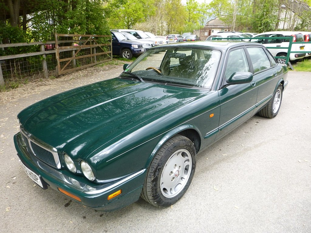 1997 Jaguar XJ6 3.2 Sport Manual.  For Sale (picture 2 of 6)