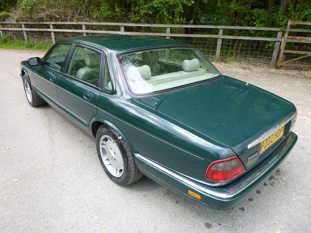 1997 Jaguar XJ6 3.2 Sport Manual.  For Sale (picture 3 of 6)