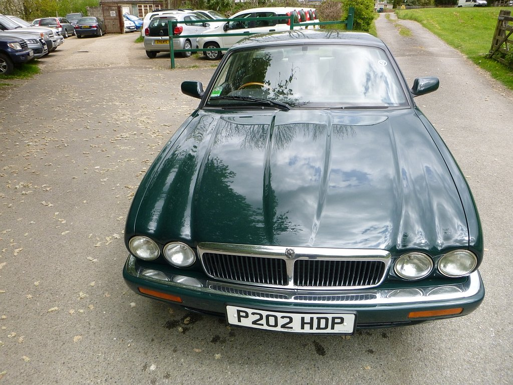 1997 Jaguar XJ6 3.2 Sport Manual.  For Sale (picture 4 of 6)