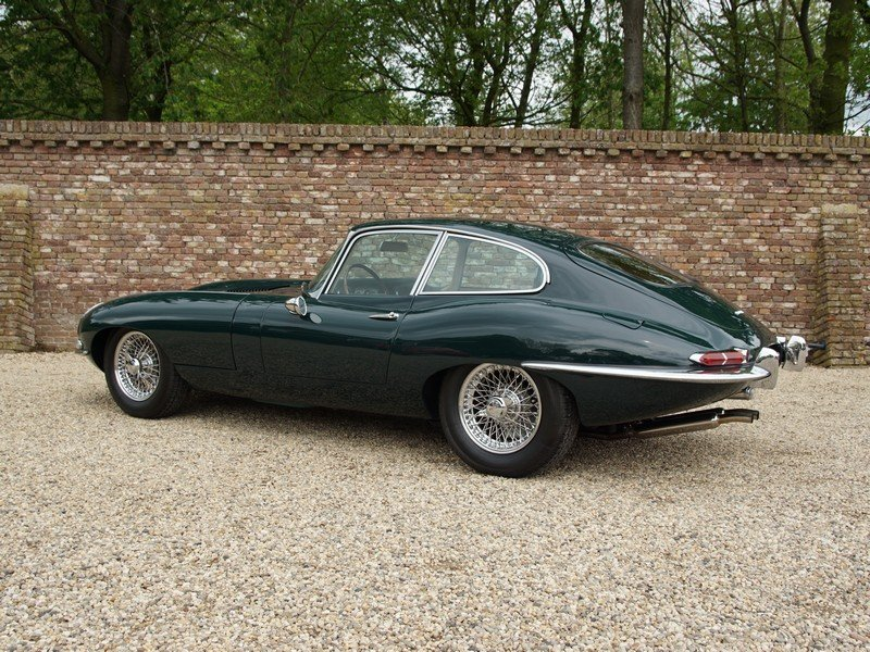 1964 Jaguar E-Type 3.8 Series 1 Coupe matching numbers For Sale (picture 2 of 6)