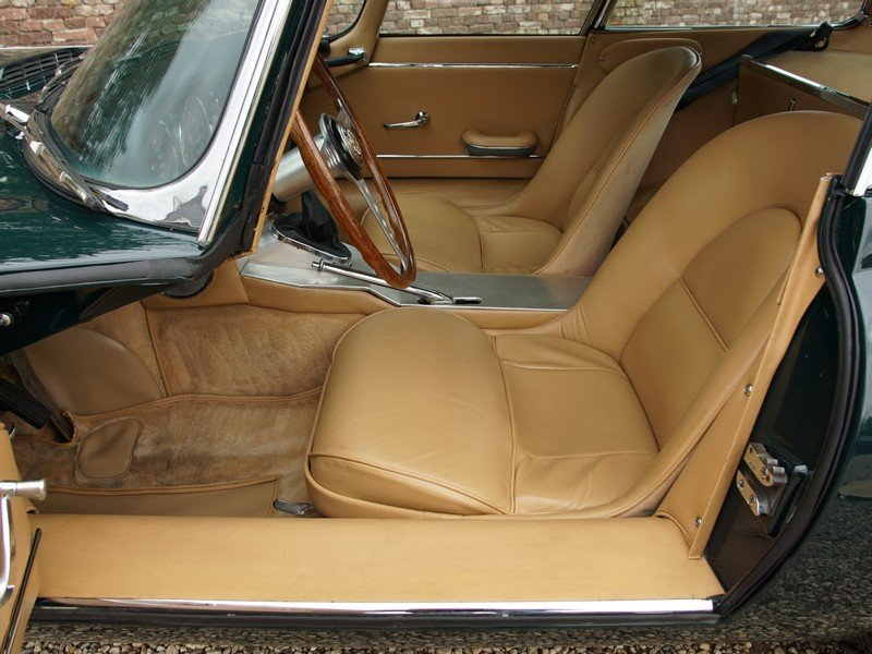 1964 Jaguar E-Type 3.8 Series 1 Coupe matching numbers For Sale (picture 3 of 6)