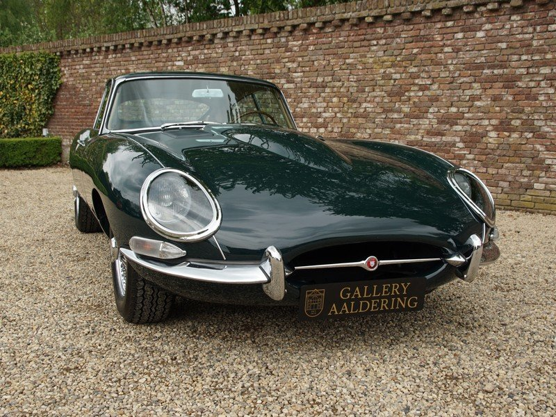 1964 Jaguar E-Type 3.8 Series 1 Coupe matching numbers For Sale (picture 5 of 6)