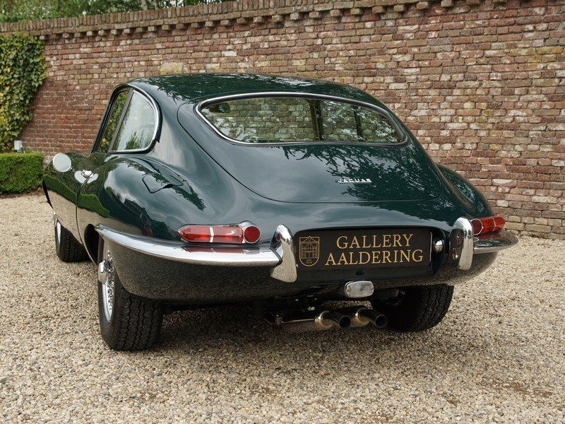 1964 Jaguar E-Type 3.8 Series 1 Coupe matching numbers For Sale (picture 6 of 6)
