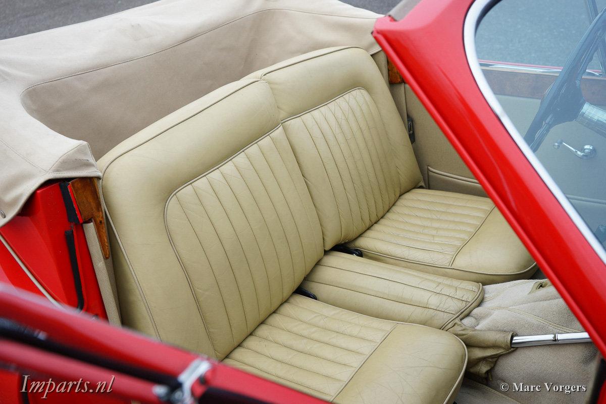 Excellent Jaguar XK140 DHC (LHD) 1956 For Sale (picture 3 of 6)