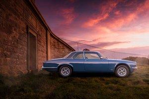 1978 Jaguar XJC 4.2 Squadron Blue Coupe