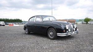 1963 Jaguar Mark II Saloon For Sale by Auction