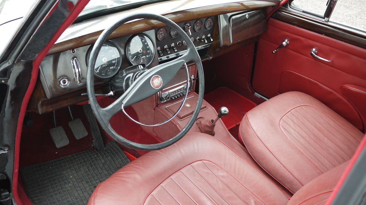 1963 Jaguar Mark II Saloon For Sale by Auction (picture 3 of 3)
