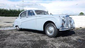 1957 Jaguar Mk VIII For Sale by Auction