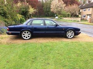 2001 Jaguar xjr supercharged For Sale