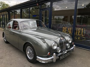 Superb 1965 Jaguar MK2 3.8 MOD for sale For Sale