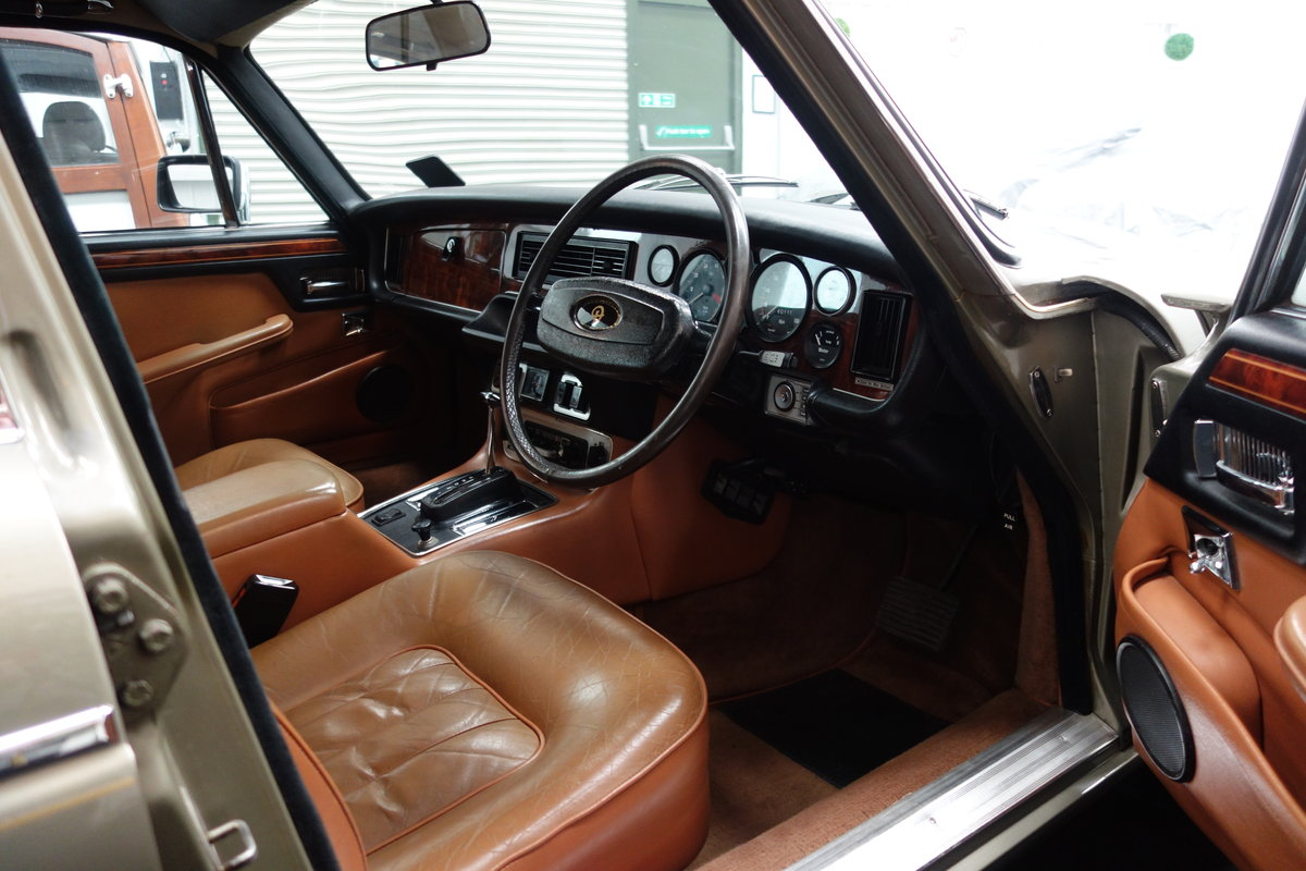 1979 Daimler Double Six VDP 40000 miles. Beautiful cond' SOLD (picture 6 of 6)