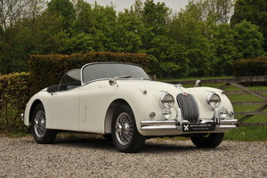 Jaguar XK 150 SE Roadster - P.O.R. (1958) For Sale