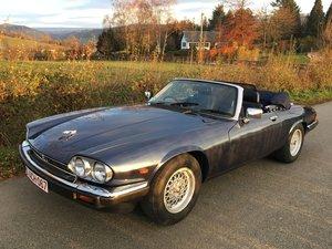 Jaguar XJS 5.3 V12 Convertible 1989 For Sale