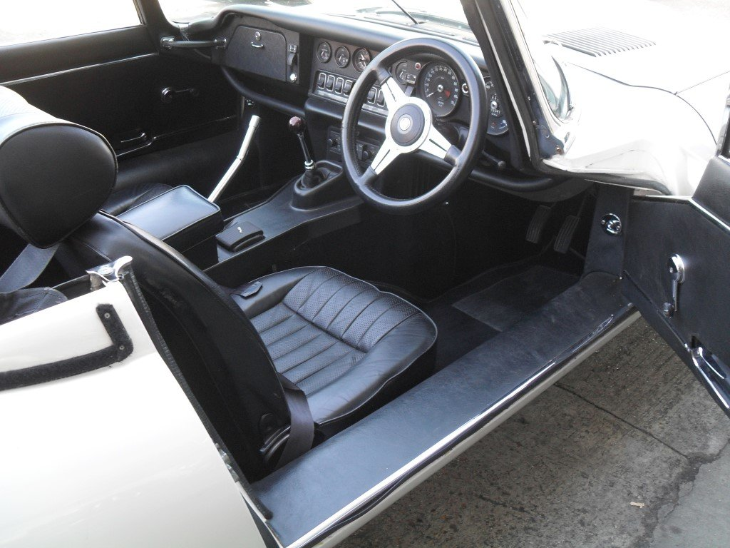 1972 Jaguar E Type V12 Manual For Sale (picture 4 of 5)