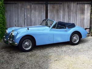 1956 Jaguar XK140 SE DHC (LHD) For Sale