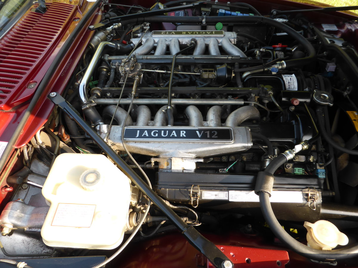 1992 Jaguar XJS HE V12 5.3 Convertible For Sale (picture 5 of 6)