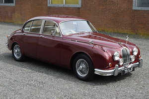 1963 Jaguar MK2, Beautiful Condition Throughout...Superb SOLD