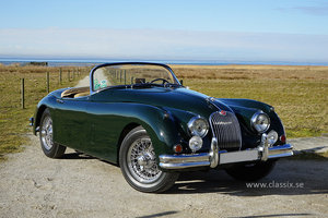 Jaguar XK 150 OTS 1959 for sale SOLD