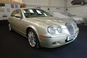 2007 Jaguar S-Type SE 2.7 D 50'000 miles fsh Immaculate. For Sale