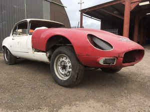 1971 Jaguar E-Type Series III 2+2 Barn Find at Morris Leslie  SOLD by Auction
