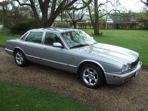 2000 Jaguar XJ8 Executive only 28000 miles For Sale