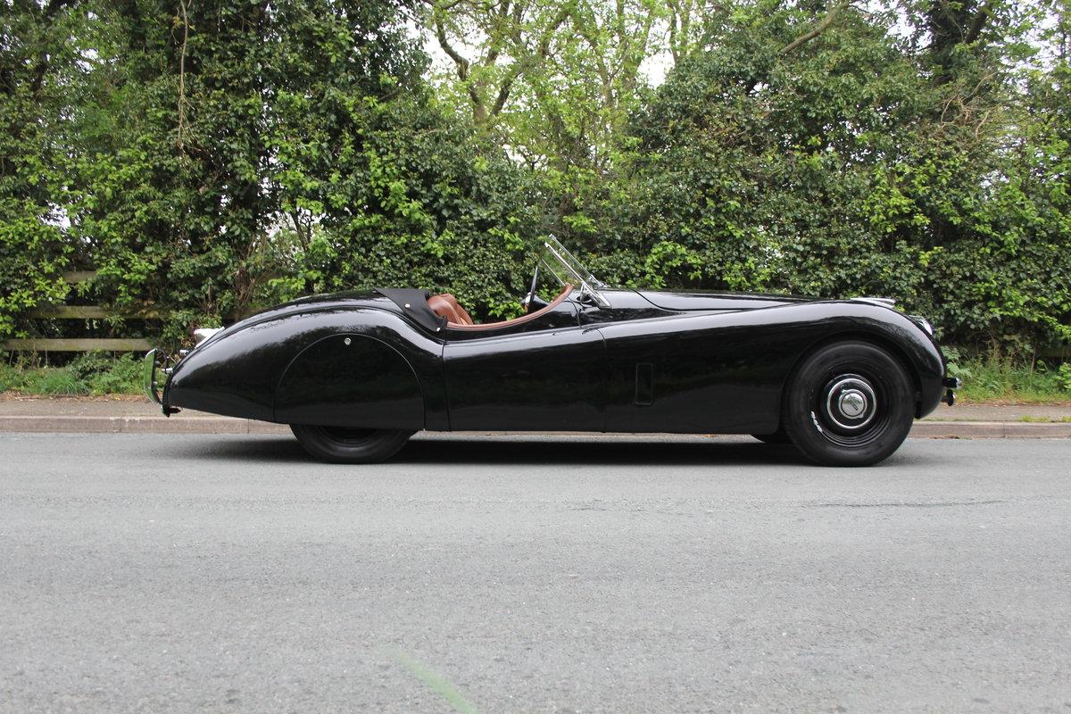 1951 Jaguar XK120 Roadster  For Sale (picture 6 of 12)