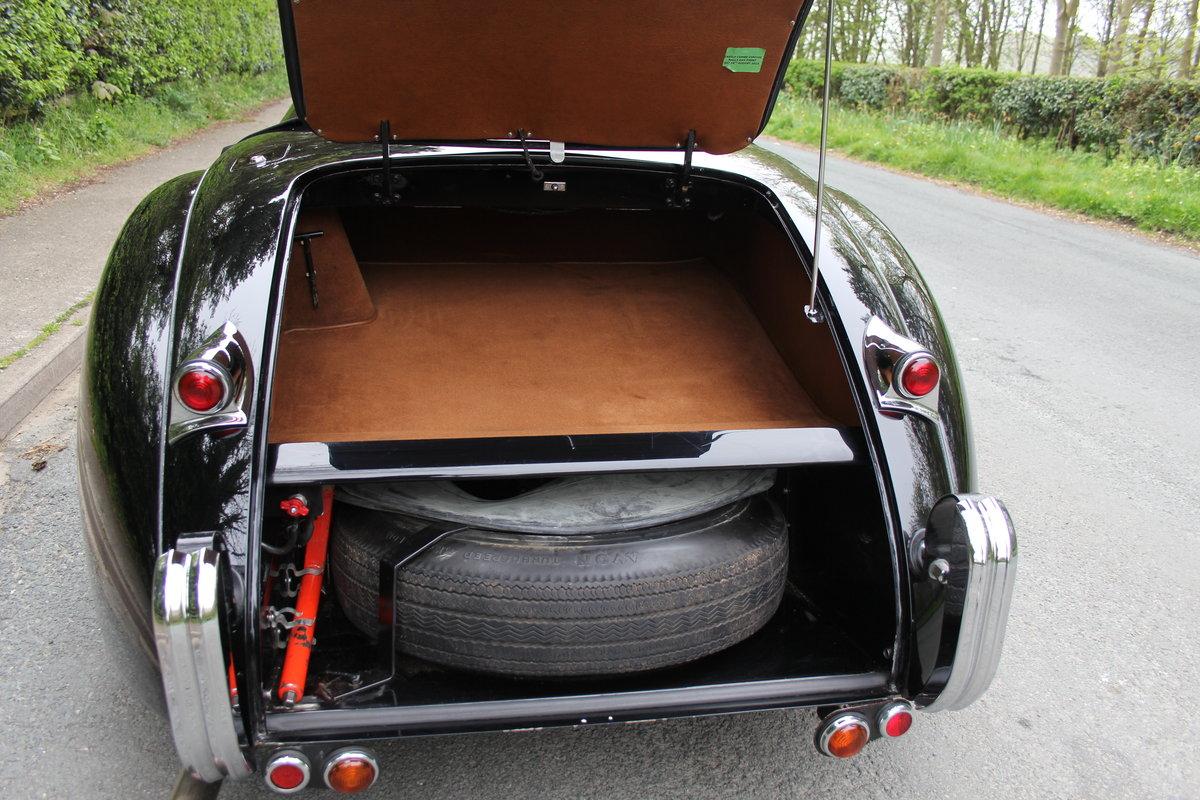 1951 Jaguar XK120 Roadster  For Sale (picture 12 of 12)