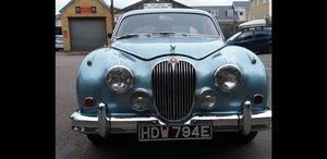 1967 Jaguar MK ll 2.4 Lt For Sale