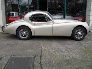 1952 XK120 FHC RHD For Sale