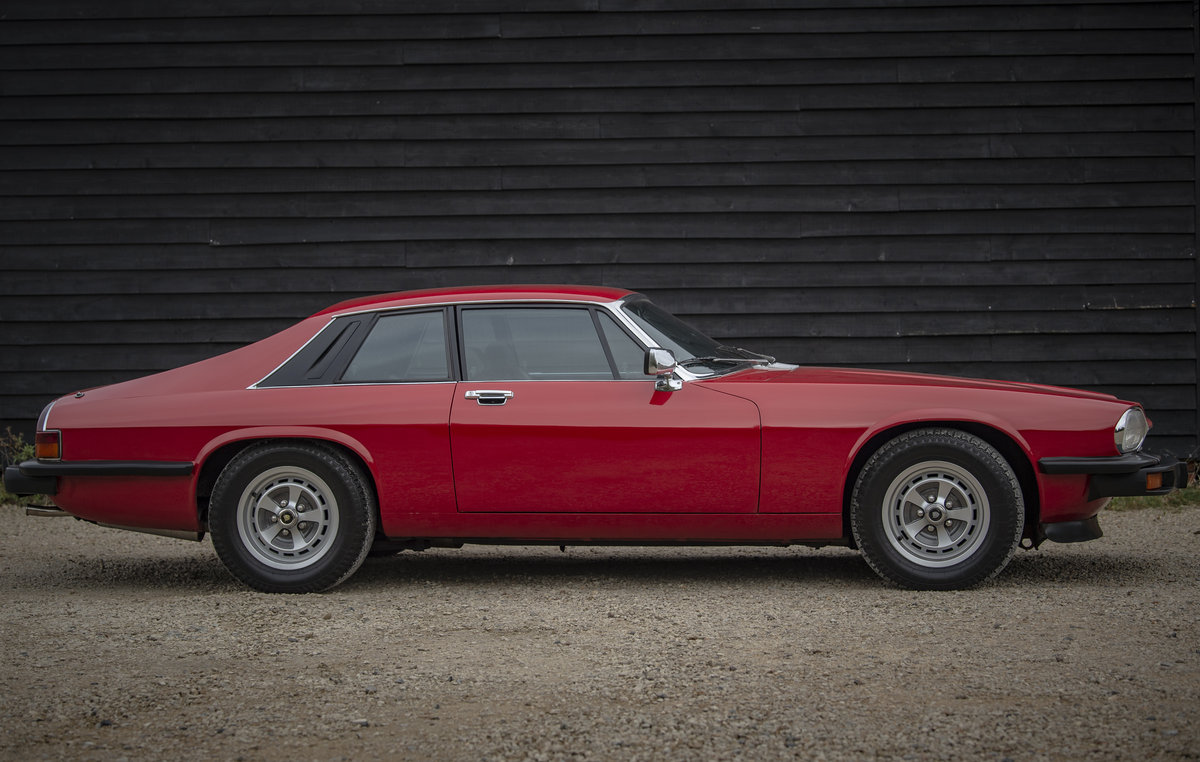 1980 Jaguar XJ-S V12 (pre HE) - only 44,000 miles - No ...