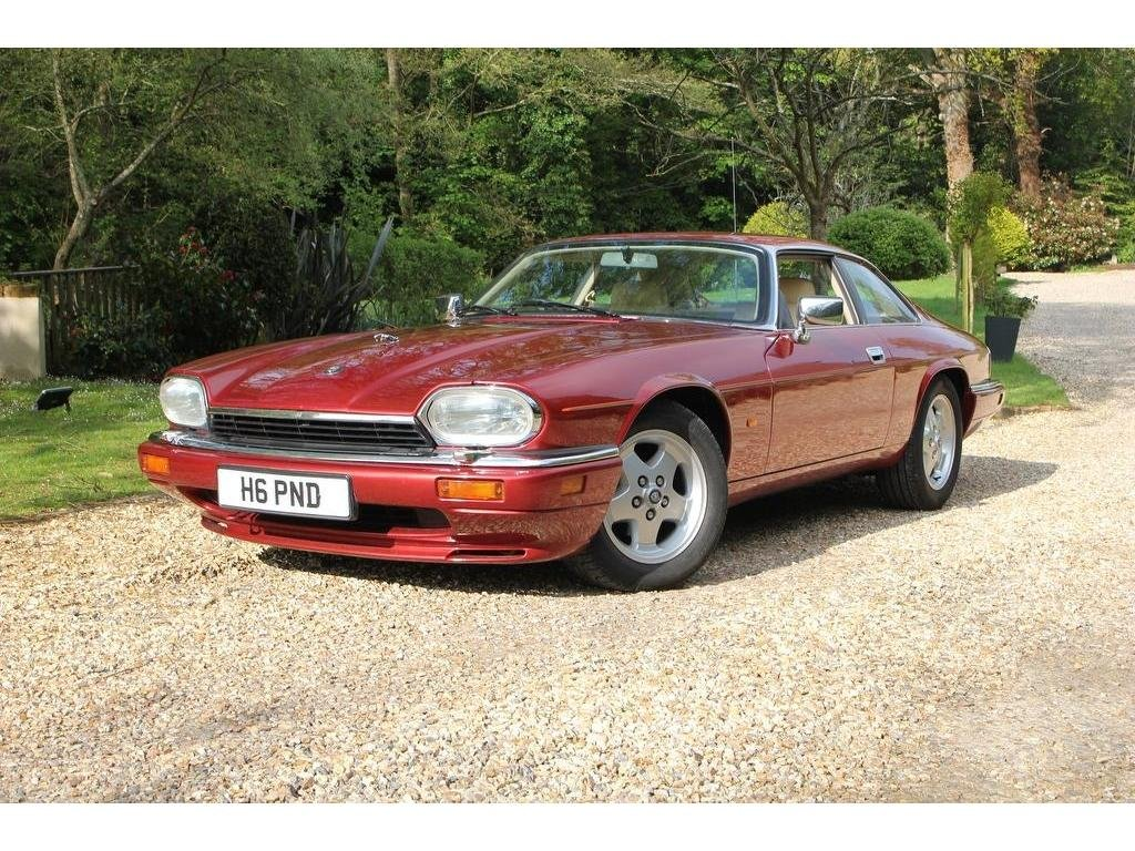 1994 Jaguar XJS 4.0 2dr GREAT CONDITION, INVESTMENT! For Sale (picture 1 of 1)