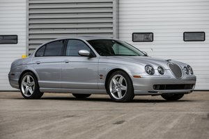 2003 Jaguar S-Type R -- Just 29700 miles from new! For Sale by Auction